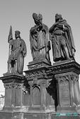 2009 奧地利 & 捷克 相本 3:橋上雕像 3.jpg
