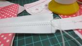 浪漫包包DIY:盥洗包 DIY
