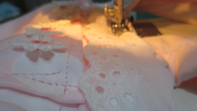 浪漫包包DIY:浪漫布提袋