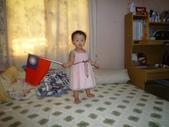 My beautiful baby:媽咪說今年是中華民國100歲呢