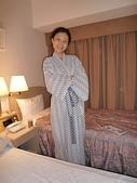 6 days in Japan:日本旅館的睡袍