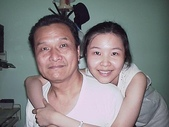 The moment of my life:Dad and me