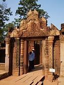 2008.Mar-[柬埔寨] 金邊、吳哥窟:058_女皇宮入口_resize.jpg