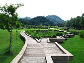 2009.Jul-[桃園大溪] 兩蔣文化園區、後慈湖&石門水庫:03_不錯的造景.JPG