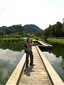 2009.Jul-[桃園大溪] 兩蔣文化園區、後慈湖&石門水庫:04_水.JPG