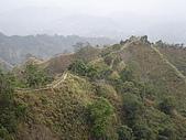 2008.Feb-[台中北屯區] 大坑4號步道:07-大坑的萬里長城.JPG