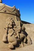 2014.Jan-[南投市] 2014南投沙雕藝術節:09_還是有海綿寶寶....JPG