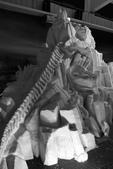 2013.Aug-[台南北門、七股、中西區] 南鯤鯓代天府、七股鹽雕、藍晒圖:11_凋零.JPG