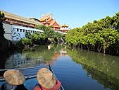 2011.Feb-[台南] 台江國家公園:02_河道就在大眾廟後方.JPG