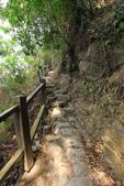 2021.Apr-[台南楠西、東山] 竹子尖山、崁頭山:28_狹窄又崎嶇的步道.JPG