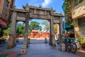 2019.Mar-[台南中西區、安平] 台南孔廟、大魚的祝福、漁光島:08_這裡以前是孔廟的入口.jpg