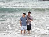2009.05.May-[台北縣] 平溪、東北角:29_汪洋中的...兩條好漢.JPG