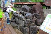 2014.Jun-[日本富山、長野] 立山黑部:03_立山車站前的熊王泉水.JPG