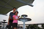 2014.Jul-[台中清水] 鰲峰山觀景台〈夜景版〉:01_這次特地帶了咖啡.JPG