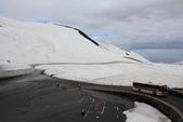 2014.Jun-[日本富山、長野] 立山黑部:09_只能在室堂車站遙望大雪壁了....JPG