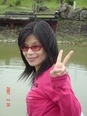 小墾丁南仁湖之旅:老婆美女