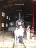 馨漩阿里山奮起湖之旅:日據時代阿里山火車頭