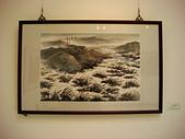2007南投美術學會聯展:許麗珠畫作