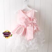 5月新款:36262741510童裝禮服周歲寶寶公主裙蓬蓬裙粉色花童禮服裙新款兒童演出服裝.jpg