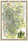 Antique map of British:Map of Liverpool.JPG