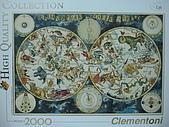 非貓拼圖 before 2014:Celestial Planisphere