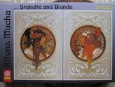 移山仍須努力:Brunette & Blonde