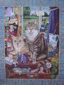 貓拼圖 before 2014:cat conunderum - 1