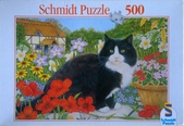移山仍須努力:Cat in garden
