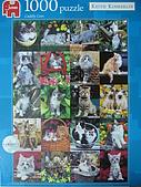 貓拼圖 before 2014:cuddly cats