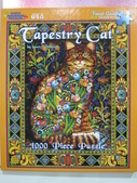 移山仍須努力:Tapestry Cat