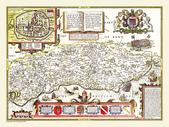 Antique map of British:Map of Sussex.JPG