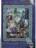 貓拼圖 before 2014:cat conunderum