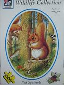 非貓拼圖 before 2014:Red Squirrels