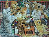 貓拼圖 before 2014:Cats in the Toy Box