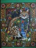 貓拼圖 before 2014:tropical cat - 1