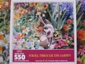貓拼圖 2014:Stroll through the garden