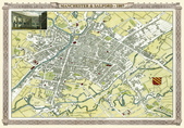 Antique map of British:Map of Manchester.JPG
