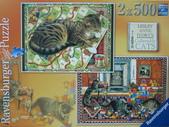 貓拼圖 before 2014:Cats at Play