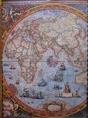 非貓拚圖 2014:Hemisphere Map - 2