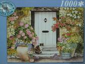 移山仍須努力:Floral Doorway