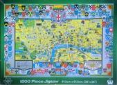 移山仍須努力:Historical Map of London