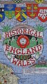 非貓拚圖 2014:Historical Map of England and Wales - 4
