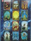 移山仍須努力:The 12 Signs of the Zodiac