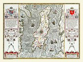 Antique map of British:Map of the Isle of Man.JPG