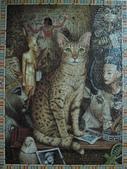 貓拼圖 before 2014:Egyptian Cat Conundrum - 1