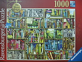 非貓拼圖 before 2014:The Bizarre Bookshop