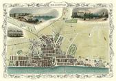 Antique map of British:Map of Brighton.JPG