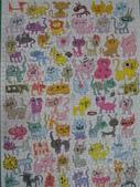 貓拼圖 before 2014:Doodlecats - 1