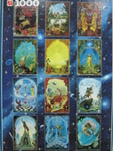 非貓拚圖 2014:The 12 Signs of the Zodiac