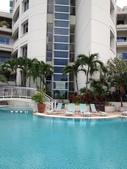 Guam 的短暫停留:游泳池